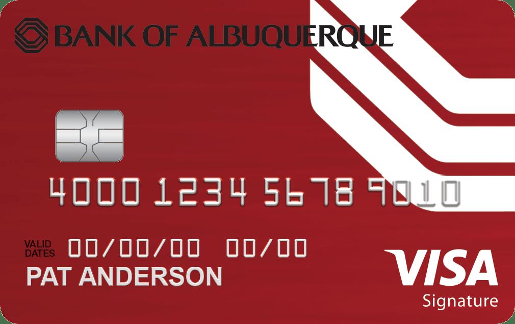 Tarjeta Visa Bonus Rewards Plus